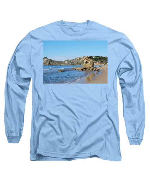 Long Sleeve T-Shirt featuring the photograph Vouno 2 by George Katechis