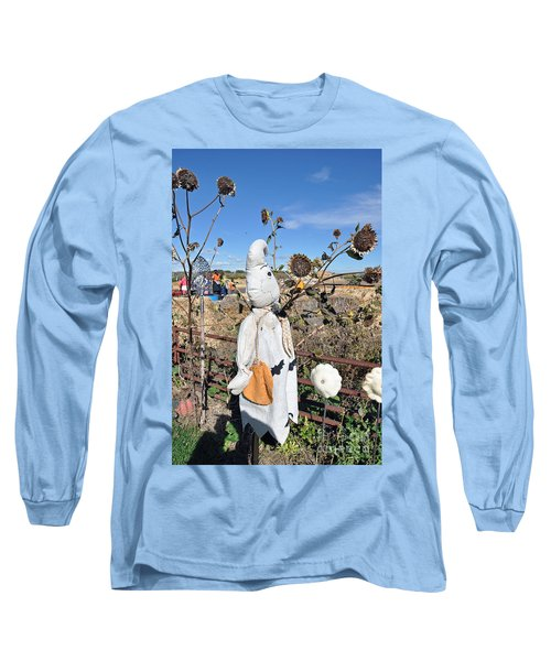 Long Sleeve T-Shirt featuring the photograph Waiting For Darkness by Minnie Lippiatt