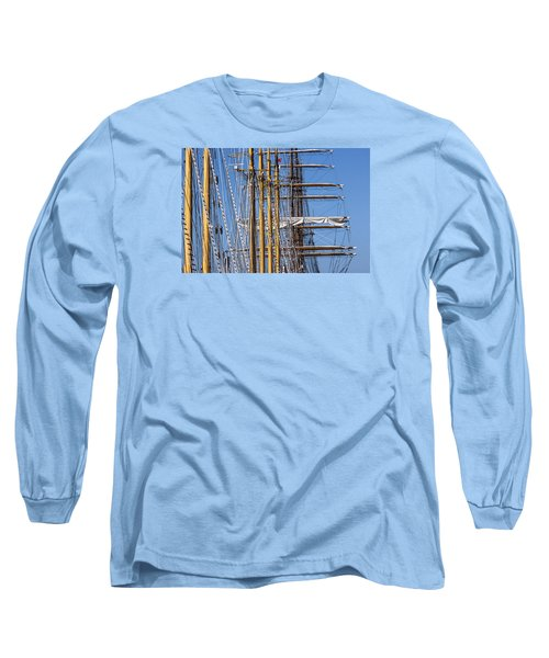 Long Sleeve T-Shirt featuring the photograph Waiting For Good Winds by Edgar Laureano