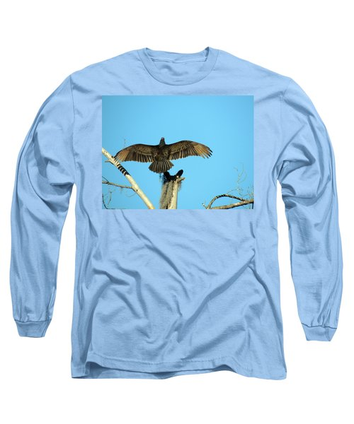 Warming Up Long Sleeve T-Shirt