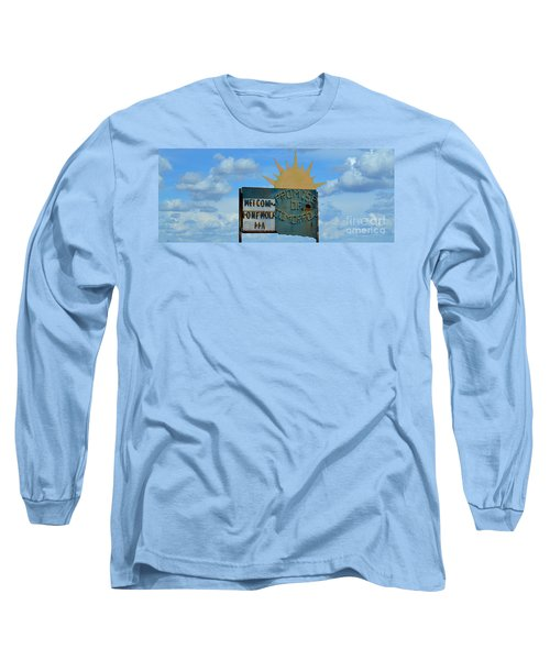 Hometown Welcome Long Sleeve T-Shirt