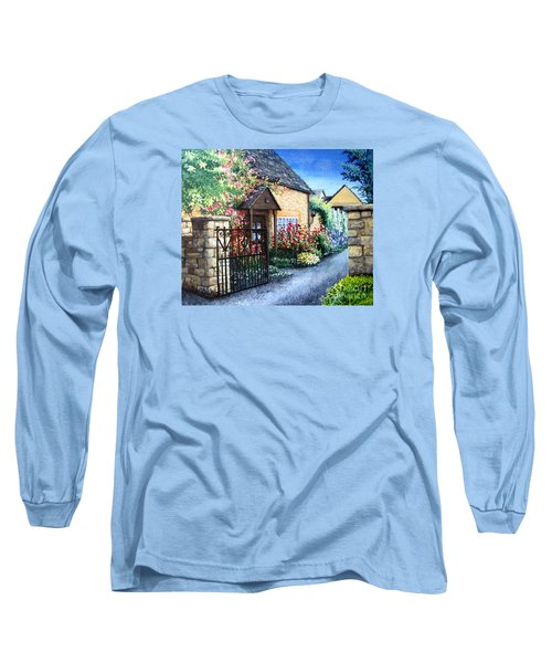 Welcome Home Long Sleeve T-Shirt