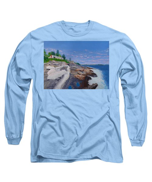 Weske Cottage Long Sleeve T-Shirt