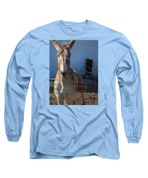 What's Up Long Sleeve T-Shirt by Nadalyn Larsen