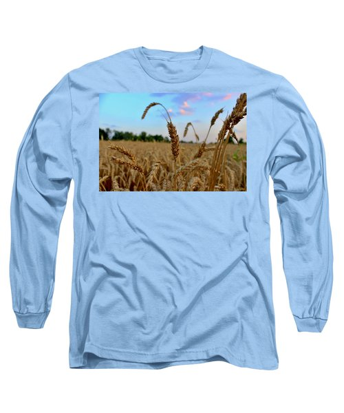 Wheat Long Sleeve T-Shirt