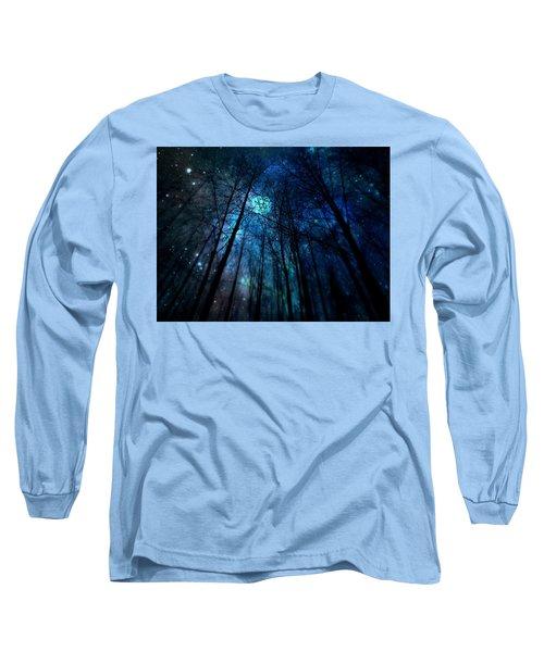 Where The Faeries Meet Long Sleeve T-Shirt