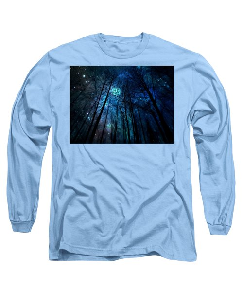 Where The Faeries Meet Long Sleeve T-Shirt