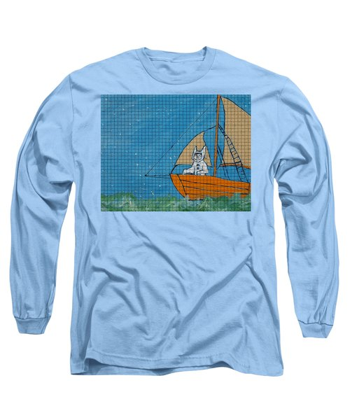 Where The Wild Things Roam Long Sleeve T-Shirt