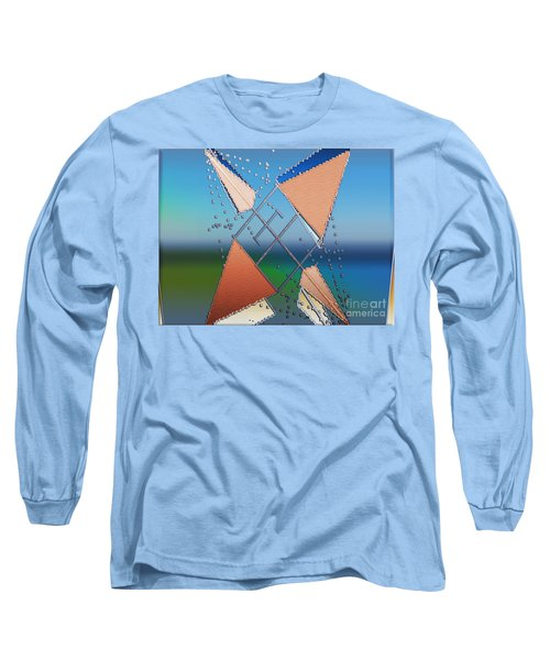 Wind Milling Long Sleeve T-Shirt