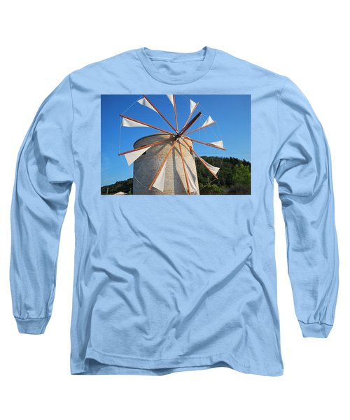 Windmill  2 Long Sleeve T-Shirt