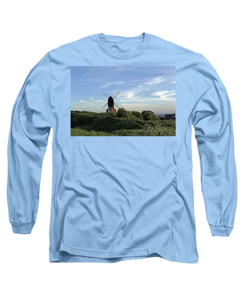 Windmill On Brill Common Long Sleeve T-Shirt