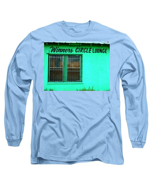 Winner's Circle Lounge Long Sleeve T-Shirt