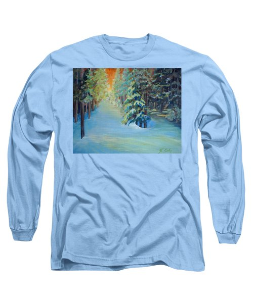 A Road Less Travelled Long Sleeve T-Shirt