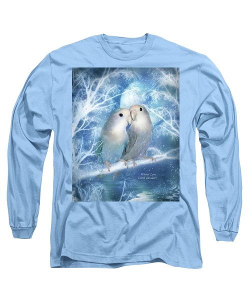 Winter Love Long Sleeve T-Shirt