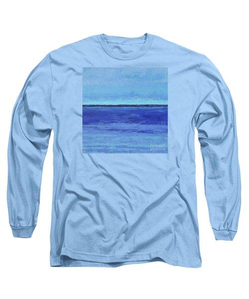 Winter Morning Long Sleeve T-Shirt by Gail Kent