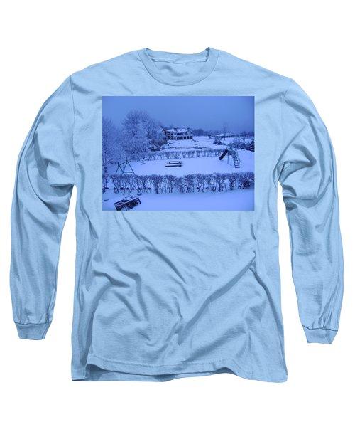 Winter Playground Long Sleeve T-Shirt