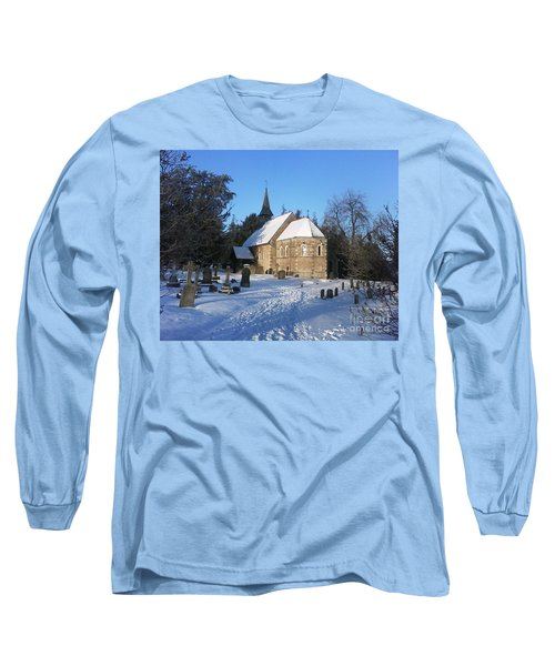 Winter Worship Long Sleeve T-Shirt