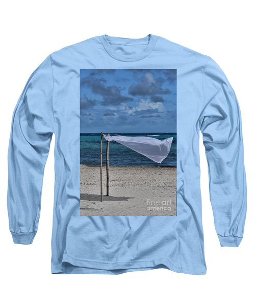 With The Wind Long Sleeve T-Shirt