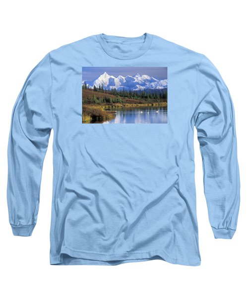 Wonder Lake 2 Long Sleeve T-Shirt