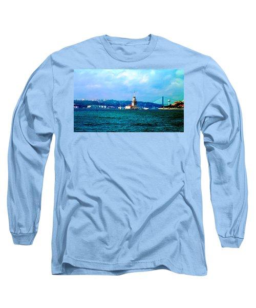Wonders Of Istanbul Long Sleeve T-Shirt