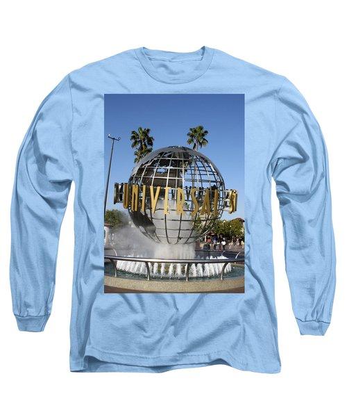 World Of Universal Long Sleeve T-Shirt