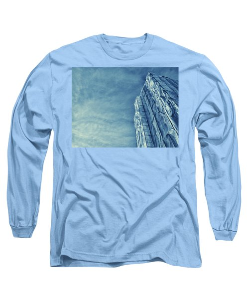Wrapped Cathedral Long Sleeve T-Shirt