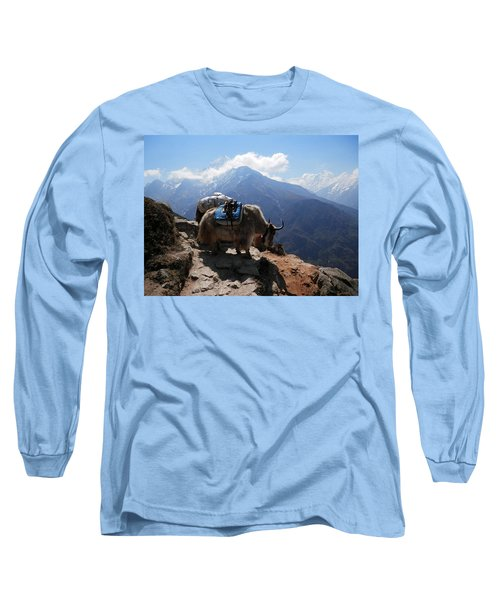 Yaks 1a Long Sleeve T-Shirt