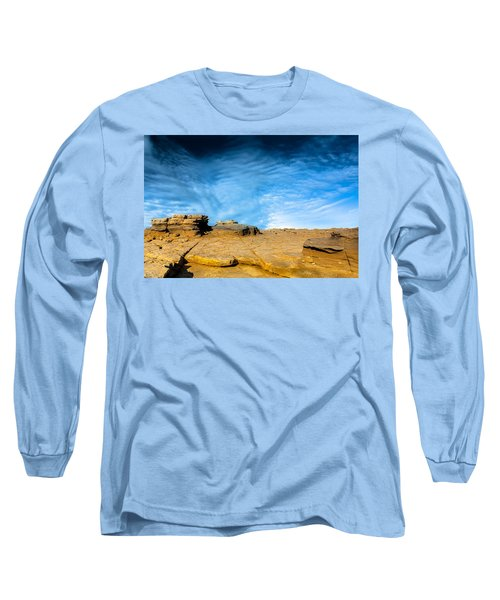 Yellow Rock Long Sleeve T-Shirt