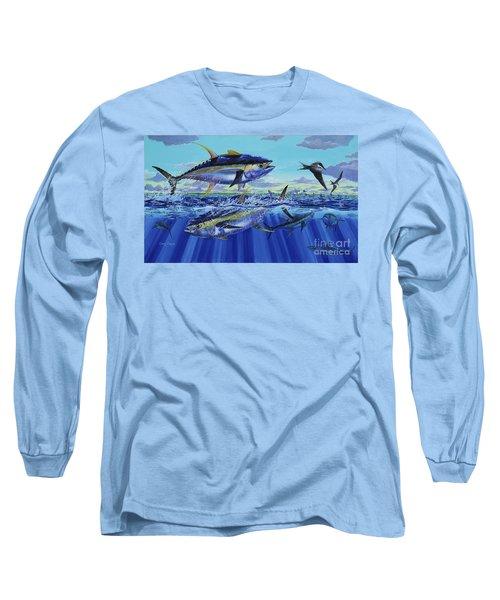 Yellowfin Bust Off0083 Long Sleeve T-Shirt