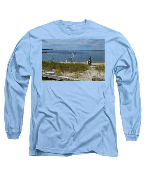Yorktown Va Beach Long Sleeve T-Shirt