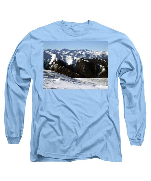 You Can See Forever Long Sleeve T-Shirt by Fiona Kennard