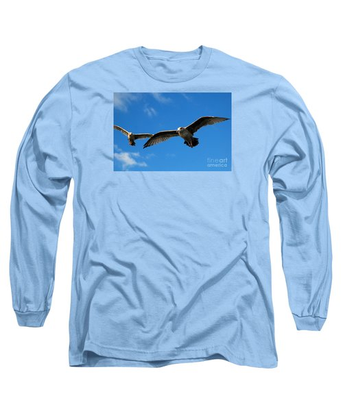 Young Wings Long Sleeve T-Shirt