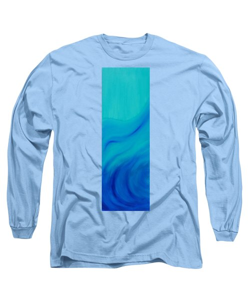 Your Wave Mirrored Long Sleeve T-Shirt