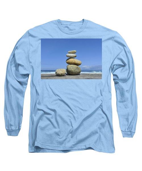 Zen Stones I Long Sleeve T-Shirt