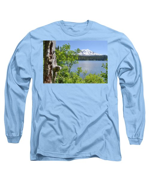 Mount Adams Long Sleeve T-Shirt