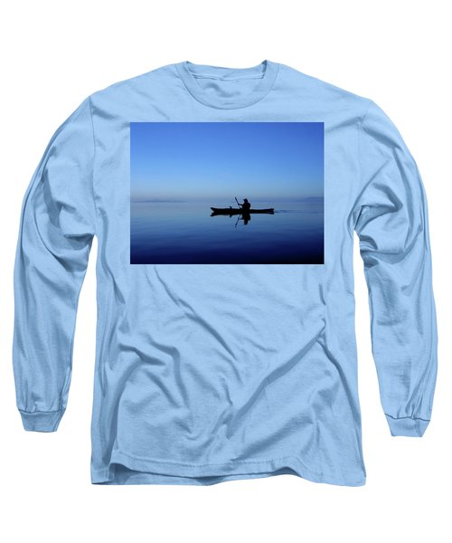 Serenity Surrounds Long Sleeve T-Shirt