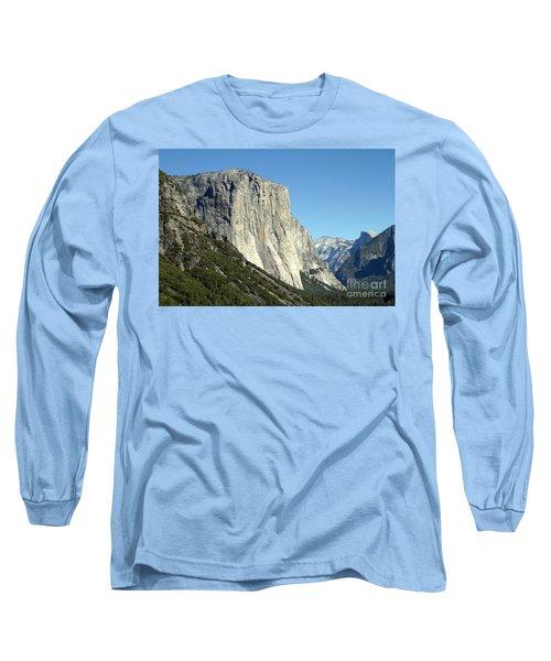 El Capitan Long Sleeve T-Shirt by Henrik Lehnerer