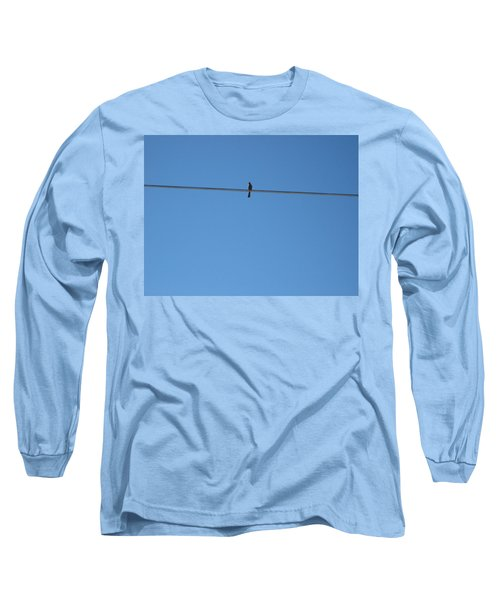 Alone At Last Long Sleeve T-Shirt by Kume Bryant