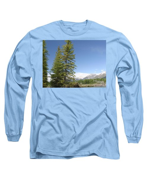 America The Beautiful Long Sleeve T-Shirt by Living Color Photography Lorraine Lynch