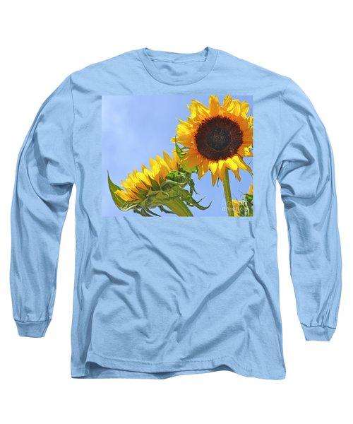 August Sunshine Long Sleeve T-Shirt