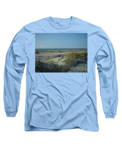 Barely Fenced Long Sleeve T-Shirt