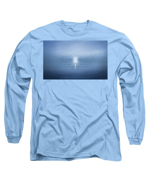 Big Blue Long Sleeve T-Shirt