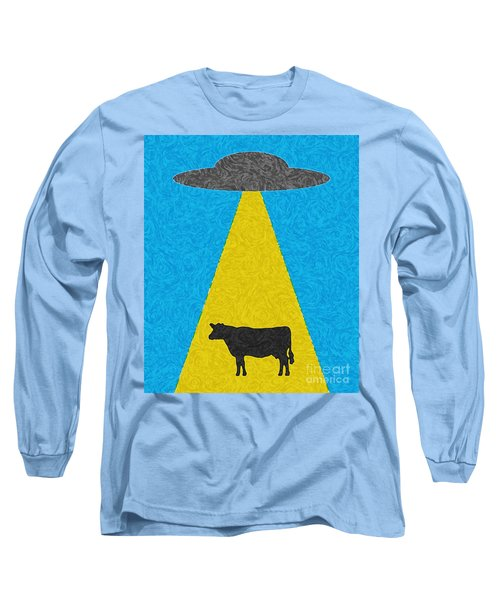 Burger To Go Long Sleeve T-Shirt