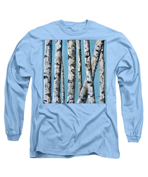 Can't See The Forest For The Trees Long Sleeve T-Shirt