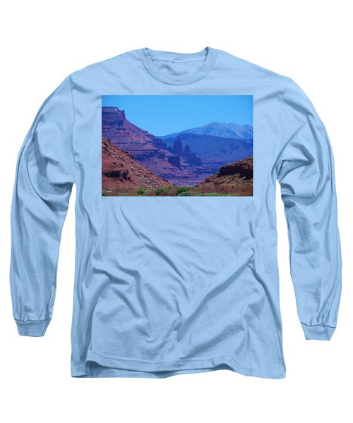 Canyon Colors Long Sleeve T-Shirt
