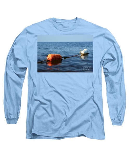 Long Sleeve T-Shirt featuring the photograph Closed by Barbara McMahon