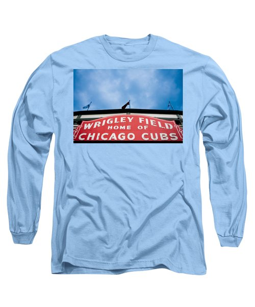 Cubs Sign Long Sleeve T-Shirt