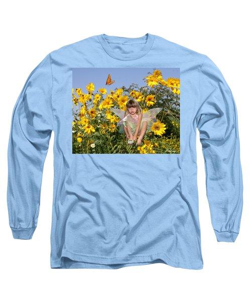 Daisy Faery Long Sleeve T-Shirt