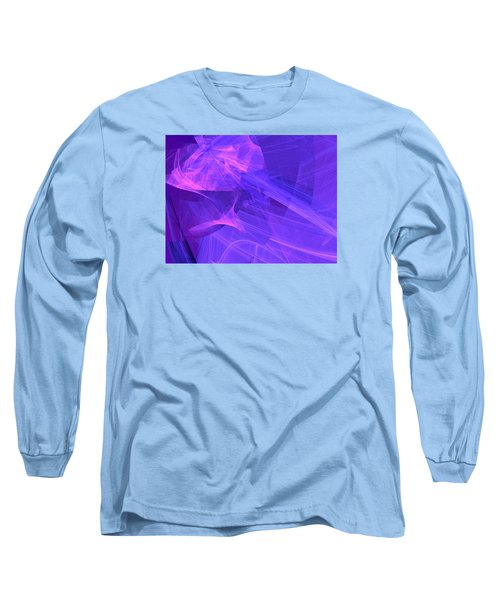 Long Sleeve T-Shirt featuring the digital art Definhareis by Jeff Iverson