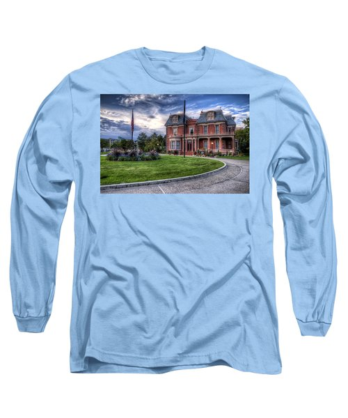 Devereaux Mansion Long Sleeve T-Shirt